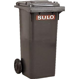 Sulo Müllgrossbehälter Fahrbar 80 Ltr Grau