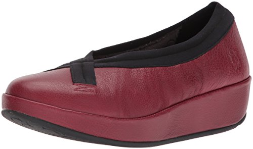 Fly LondonBobi - Ballerine donna Rosso (Rouge (Mousse Cordoba Red))