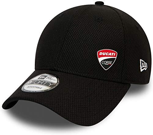 A NEW ERA Corse D Era Flwlss 940 Ducati - Gorra, Hombre, Black, Talla