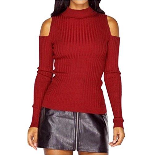 blouse-longrar-women-sexy-leak-shoulder-long-sleeve-knitted-pullover-slim-sweater-blouse-tops-l-red