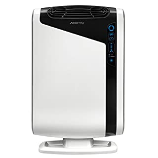AeraMax 300/DX95 Air Purifier with Large Room Allergy and Asthma 4-Stage Purification by Fellowes