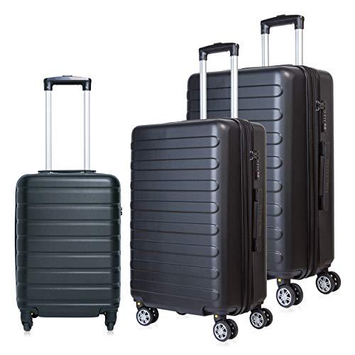 Toctoto Juego expandible Toctoto maletas ligeras candado