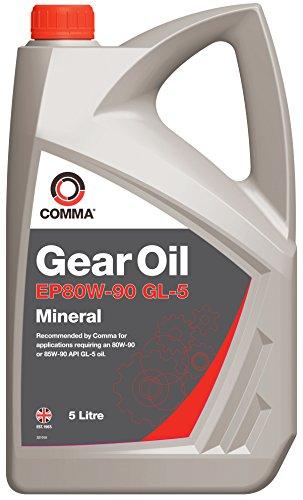 Comma EP809005L GL5 Getriebeöl 5L