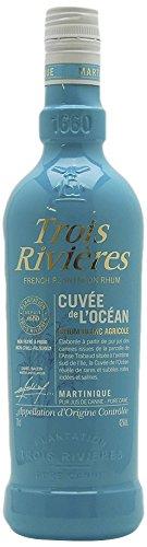 Preisvergleich Produktbild 6 TROIS RIVIERES RHUM CUVEE DE L'OCEAN RUM BLANC AGRICOLE MARTINIQUE AOC RON