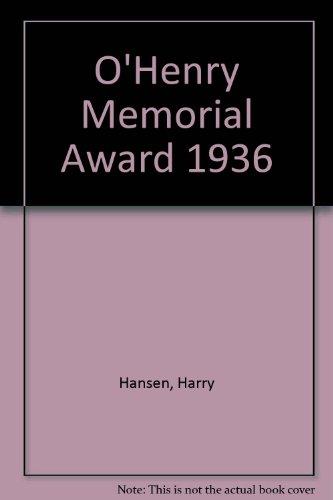 O'Henry Memorial Award 1936