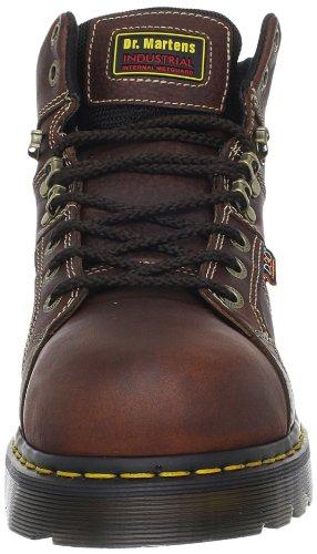 Dr. Martens , Chaussures de sécurité pour homme Noir - teak and black