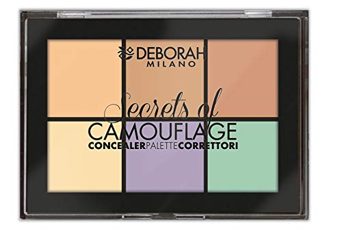 DEBORAH Secrets De Correction Palette Camouflage Maquillage Et Cosmetique
