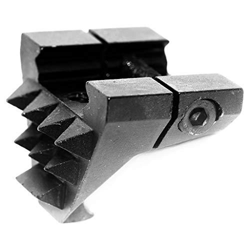 Handstop (Airsoft Softair Ausrüstung 5KU Metall Strike Handstop für 20mm Picatinny-Schiene Picatinny Rail)