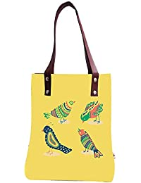 Tote Bag | Tote Bags For Girls | Canvas Tote Bag | Hand Bag | Stylish Tote Bag | Shopping Bag | Digital And Screen... - B07GPJRBPD