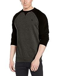 Quiksilver Herren Fleece Top Everyday Crew M Otlr Sweatshirts
