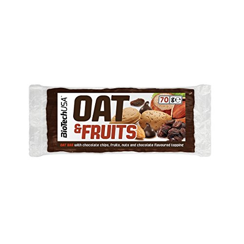 Biote Chusa Oat and Fruits Bar Avena chiavistello pere-lampone e yogurt 20 * 70g - 41HMqspc%2BgL