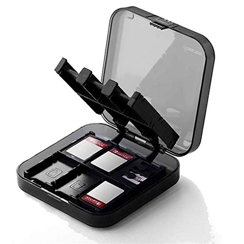 onevwing Game Card Case, Kunststoff 24-in-1Durable Game Card Case, Storage Case for Nintendo Switch Games