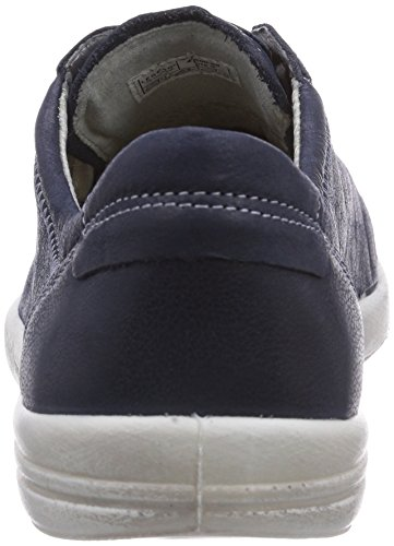Legero TINO SURROUND, Low-Top Sneaker donna Blu (Blau (OCEAN 80))