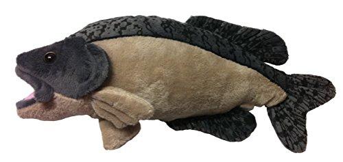 Lachs ca. 28 cm groß Fisch Plüschtier Stofftier Plüsch Kuscheltier Tier Plüschfigur