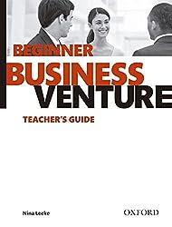 Business Venture: Beginner: Teacher's Guide