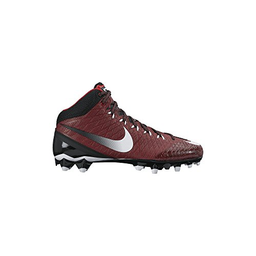 Cj Strikefootball Taquet Sport Entraîneur Chaussures University Red/Black/White