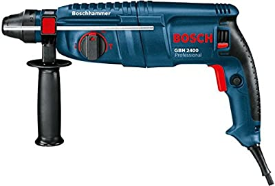 Bosch GBH2400 Martillo perforador SDS plus 720W 2,7J + maletin