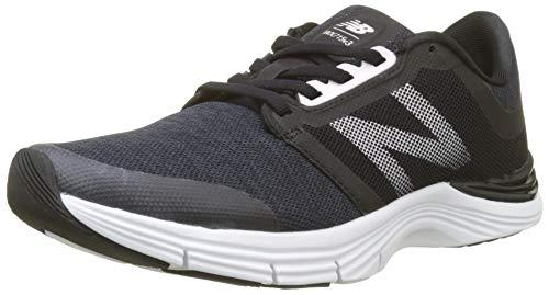 New Balance 715v3, Zapatillas Deportivas para Interior para Mujer, Negro (Black/Pink), 40 EU