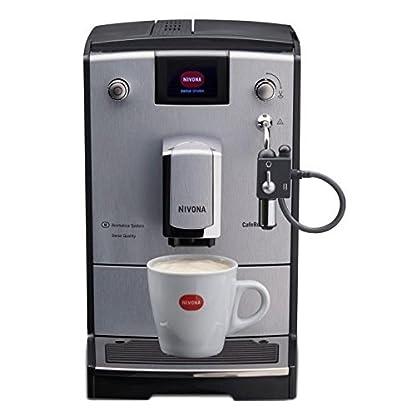 Nivona-NICR-CafeRomatica-670-Kaffeevollautomat-Silber
