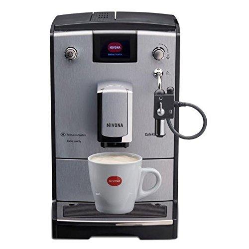 NIVONA CafeRomatica NICR 670 Silver Line