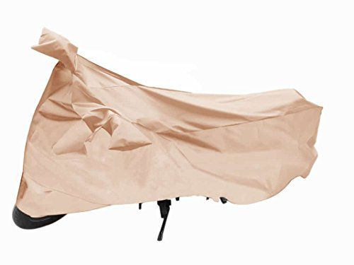 Premium Baige Bike Body Cover for honda cbf stunner  available at amazon for Rs.169