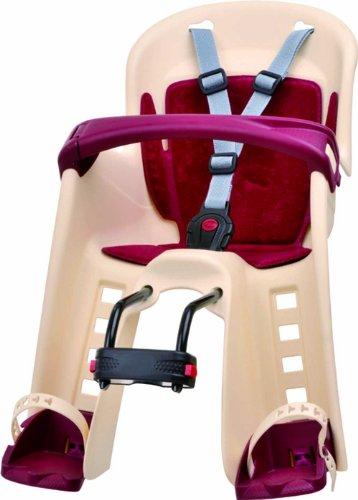 Polisport Kinder Fahrrad-Kindersitz, beige, 61006700