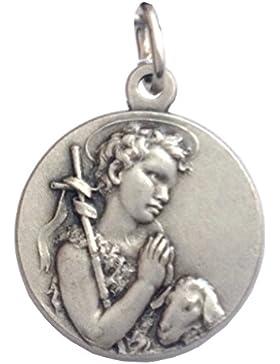 Medaille von Kleinkind Heilige Johannes der Täufer - Medaillen von Schutzheiligen