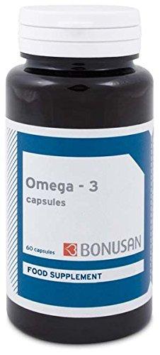 Omega 3 Forte 90 Cápsulas de Bonusan