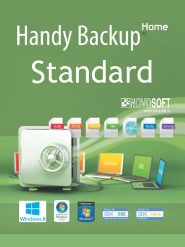 Price comparison product image Handy Backup Standard [Download]