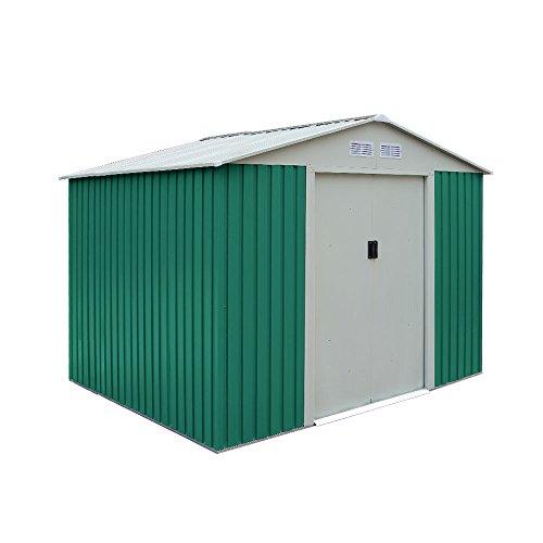 Box-Casetta-giardino-esterno-lamiera-zincata-rispostiglio-201x181xh190-CLASSIC-M