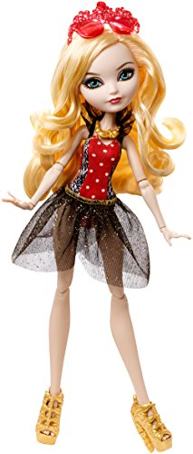 Ever After High Mirror Beach Apple White Doll by Ever After High