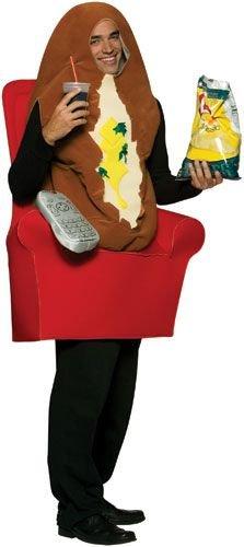 hsucht Kostüm - Standard (Kartoffel-halloween-kostüm)