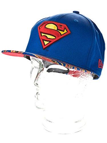 Hero Tiger Camo Superman OTC Snapback Cap blue/multicolor superman/motifs