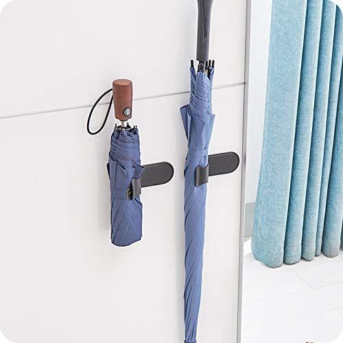 SUJING 2 x Mehrfach-Regenschirmhalterung, Paste Auto Rack Regenschirm Fixed Frame Vehicle Supplies - Wandmontierter Regenschirmhalter Halter Auto Home Eingang - Patio-regenschirm-halter
