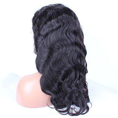 beyonce de malaysian vague corps entier dentelle perruques de cheveux humains pour les femmes noires