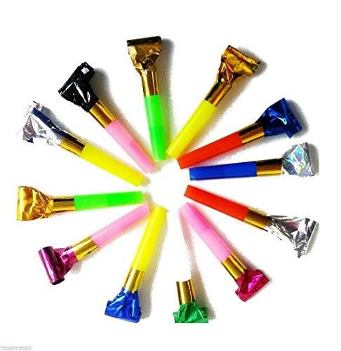 Sistan gemischte Folien Geburtstag Party Event Fun Blower Toys