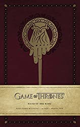 Game of Thrones: Hand of the King Hardcover Ruled Journal (Insights Journals)