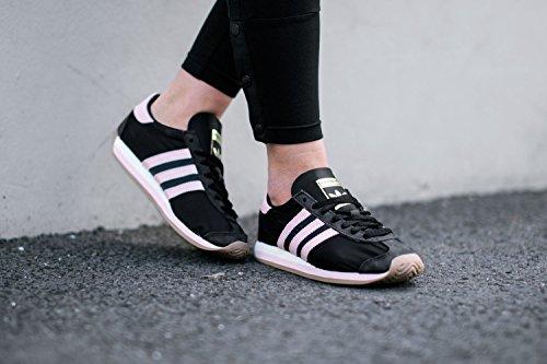 Sport scarpe per le donne, colore Nero , marca ADIDAS ORIGINALS, modello Sport Scarpe Per Le Donne ADIDAS ORIGINALS COUNTRY OG W Nero Nero
