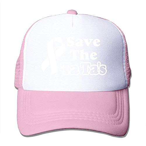 ede83f72 Mabaeson Save The Tatas Adjustable Sports Mesh Baseball Caps Trucker Cap  Sun Hats
