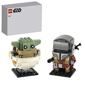 LEGO Star Wars TM - Il Mandaloriano e il Bambino Set di Costruzioni per Bambini, 10 anni+, 75317 5702016899856 LEGO