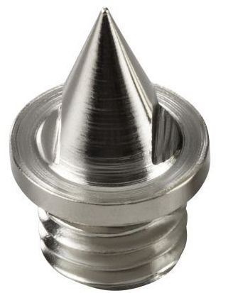 Replacement Spikes Running Pyramid LAUFSTOFF 3 x 12 pcs = 36 pcs + 1 Spike Wrench // Key 6 mm Track Spikes Value pack