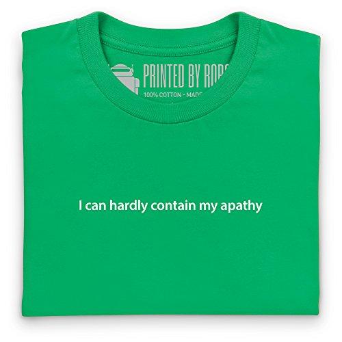 Apathy Contained T-Shirt, Herren Keltisch-Grn