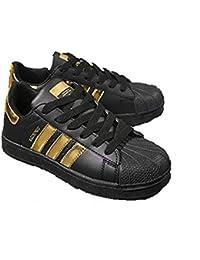 Calzado Deportivo Planas con Cordones para Mujer Deportes Unisex para Adultos Zapatos cómodos Zapatillas de Deporte Casuales para Adolescentes Tamaño 4-8.5