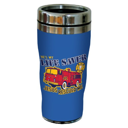 tree-free-greetings-sg24288-life-saver-john-316-sip-n-go-stainless-steel-lined-travel-tumbler-16-oun