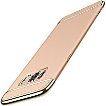 Carcasa Samsung Galaxy S6 ,3 in 1 Todo incluido Anti-Scratch Ultra Slim Protective 360 PC Case Cover para Galaxy S6 Edge/S6 Edge Plus