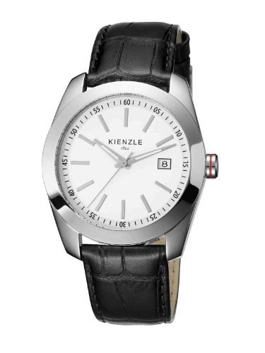 Kienzle Men's Quartz Watch K3011011021-00003 with Leather Strap