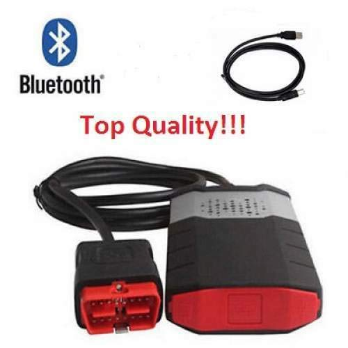 PETUNIA Bluetooth Car Diagnostic Scanner Kits VCI OBD2 DS Cars