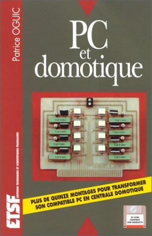 PC et domotique (avec disquette)