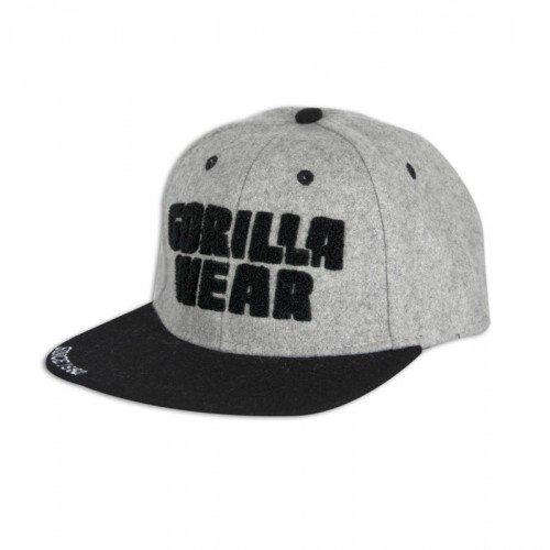 Preisvergleich Produktbild Gorilla Wear soft text flat brim cap