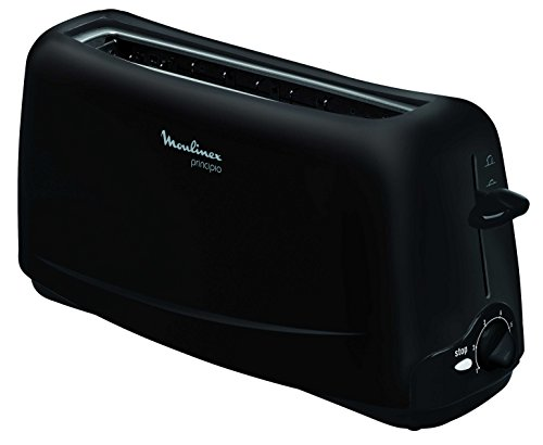 Moulinex Grille-Pain Principio Toaster Fentes Larges Thermostat...